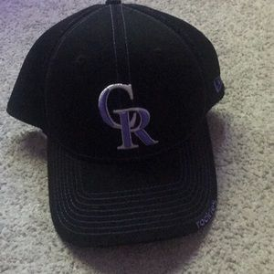 Colorado Rockies Fitted Hat